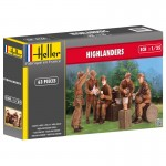 Figurines militaires : Highlanders