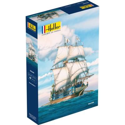 Maquette bateau: Galion espagnol - Heller-80835