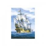 Maquette bateau: Golden Hind