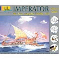 Maquette bateau: Imperator: Ma première maquette
