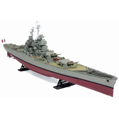 Maquette bateau: Jean Bart - Heller-81077