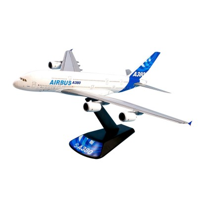 Maquette avion: Kit complet: Airbus A380 - Heller-52904