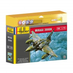 Maquette avion: Kit complet: Mirage 2000 N