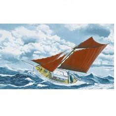 Maquette bateau: Kit complet : Cotre Kurun