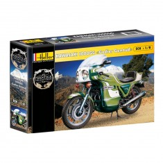Kit complet Maquette Moto : Kawasaki 1000 Godier Genoud