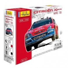 Maquette voiture : Kit Complet : Citroën Xsara WRC '05 Rallye de Turquie