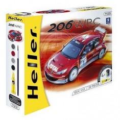 Maquette voiture : Kit complet : Peugeot 206 WRC '03
