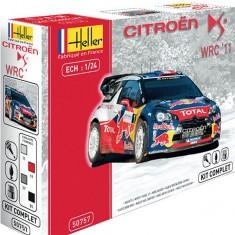 Maquette voiture : Kit complet : Citroën DS3 WRC'12