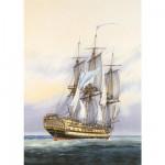 Maquette bateau: Le Glorieux