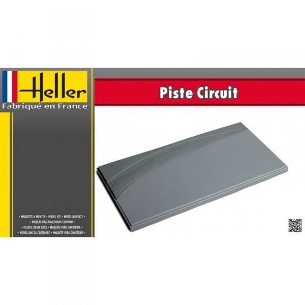 Maquette : Piste circuit - Heller-81252