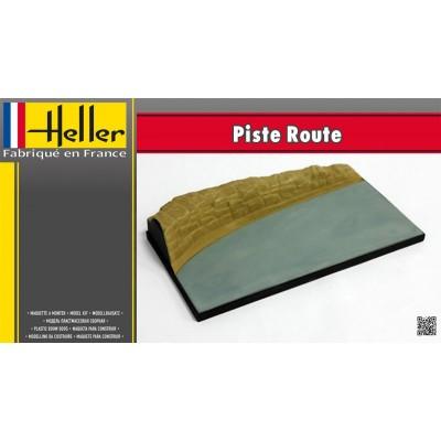 Maquette : Piste route - Heller-81251
