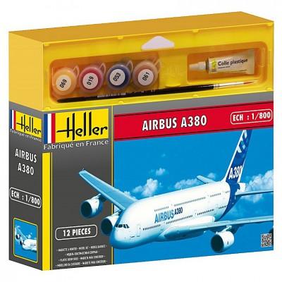 Maquette avion : Airbus A380 Premier vol - Heller-49075P