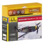 Maquette avion : Kit complet : Messershmitt Me 109 K-4