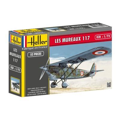 Maquette avion : Les Mureaux 117 - Heller-80215
