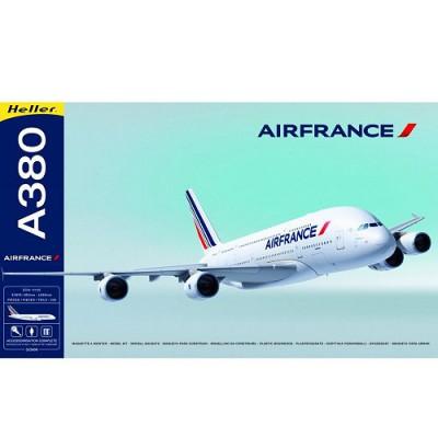 Maquette avion: Airbus A-380 Air France - Heller-52908