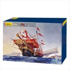 Maquette bateau La Réale de France