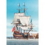 Maquette bateau: La Sirène