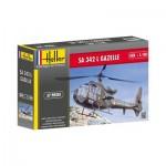 Maquette hélicoptère : S.A. 342 Gazelle