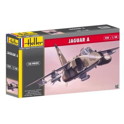 Maquette Jaguar A - Heller-80428