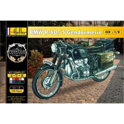 Maquette Moto : BMW R-60/5 Gendarmerie - Heller-52992