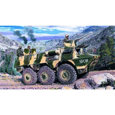Maquette VAB 6x6 Transport de troupes - Heller-81141