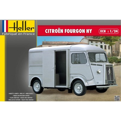 Maquette Véhicule : Citroën Fourgon HY - Heller-80768