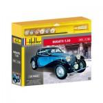Maquette Voiture : Bugatti T.50