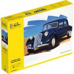 Maquette voiture : Citroën 15 CV