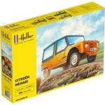 Maquette Voiture : Citroën Mehari
