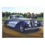 Maquette voiture : Delahaye 135