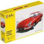 Maquette Voiture : Jaguar Type E 3L8 FHC