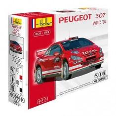 Maquette voiture : Kit complet 37 pièces : Peugeot 307 WRC '04