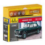 Maquette Voiture : Peugeot 403