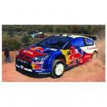 Maquette voiture 35 pièces : Citroën C4 WRC '10