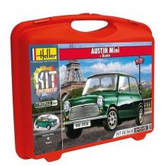 Maquette voiture Austin mini