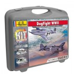 Maquettes avion : Mallette Dogfight WWII