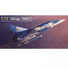 Maquette avion: Mirage 2000 C