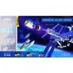 Maquette station spatiale: Mission Jules Verne