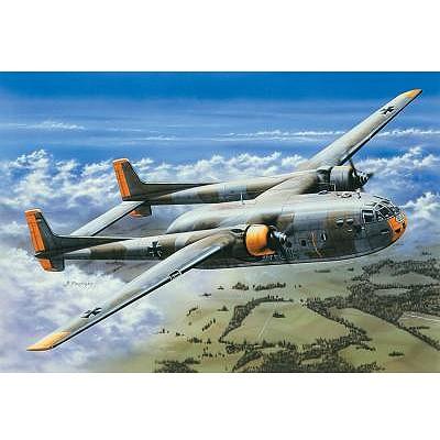 Maquette avion: Nord 2501 Noratlas - Heller-80374