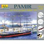 Maquette bateau: Pamir: Ma première maquette
