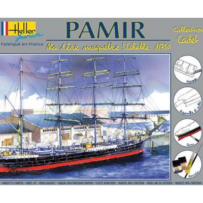 Maquette bateau: Pamir: Ma première maquette - Heller-49058