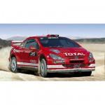 Maquette voiture : Peugeot 307 WRC '04