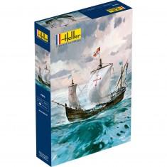 Maquette bateau: Pinta