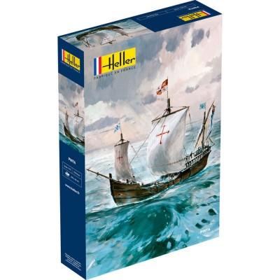 Maquette bateau: Pinta - Heller-80816