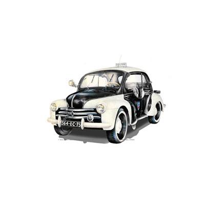 maquette voiture renault 4 cv pie jeux et jouets heller avenue des jeux. Black Bedroom Furniture Sets. Home Design Ideas