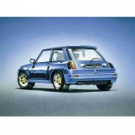 Maquette voiture : Renault 5 Turbo