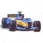 Maquette Formule 1: Renault Formule 1 2004