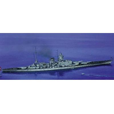 Maquette bateau: Scharnhorst - Heller-81085
