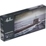 Maquette sous-marinfrançais Le Redoutable