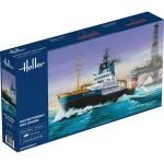 Maquette bateau: Smitt Rotterdam / Londres